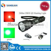 Brightest Flashlight App Handle Lamps Cree Q5 Flashlight( SG-C8Q5)