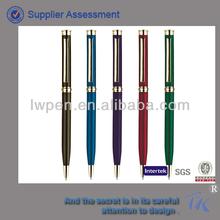 Twist Mechanisms Simple Ballpoint Pen