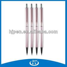 Wholesales Unique Pink Ribbon Metal Ballpoint Pen 0.7mm