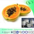 Organique papaye likas poudre d'extrait de, 100% naturel