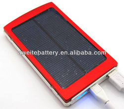 CE Approved USB Solar Power Bank Pack For Mobile Power Pack