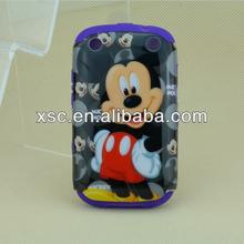 For Blackberry 9220/9320 Lovely Cartoon Character Design Mobile Covers