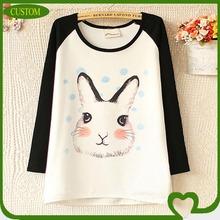 Best selling cheap custom printed tshirts beautiful girls t shirt