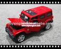 Smart 1/32 escala diecast coches jeep llantasdealeación modelo para los niños