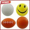 Cute 2.5 inch pu laminated soccer ball