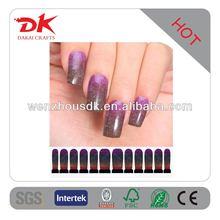 2014 Newest Art Nail Sticker /Beauty Decoration 3D Art Nail sticker