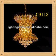 drum pendant light,pendant lighting glass,crystal ship chandelier C9113-250