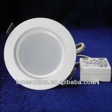 220v 110v 6w cut size led recessed ceiling lights