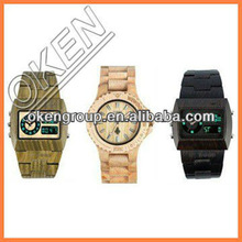 New Concept Attractive Wooden Watch