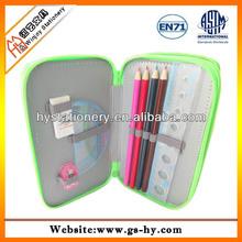 Promotional Folding Triple Pencil Case