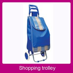 2015 New fashion hot portable shopping trolley bags