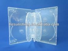 33mm Multi Clear Cheap Original DVD Wallet For 10pcs