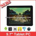 2013 novos produtos 9.7 tablet pc polegadas com dupla canera jxd jogos para download grátis