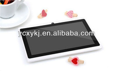 Factory 7inch Android 4.0 Cheap Digitizer Tablet