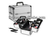 sale style fashion aluminum case make up cosmetic case with good quality