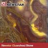 Newstar red onyx marble slab