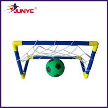 ningbojunye plastic mini football goal post