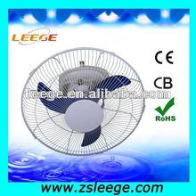 "safe grille 16"" electric orbit fans FL45-2/ excellent quality CE/RoHS standard"