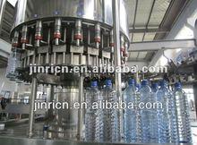 linea de produccion de agua de botella pequena