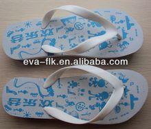 diseño de promoción flip flop piñata