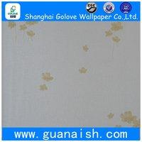 Modern wholesale fire resistance vinyl wallpapers