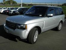 2012 Land Rover Range Rover HSE 4D Sport Utility