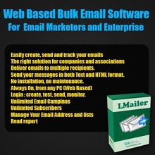 Web Based Bulk Email Software for Email Marketers - (Lmailer)