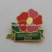 2014 customized metal badges for football league