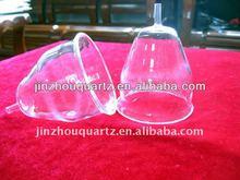 Transparent Vacuum Quartz Glass Cover(OEM)