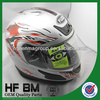White Motorcycle Helmet for Riders, High Safety White Helmet for Motorcycles, Full Face Helmet Motorcycle Parts Wholesale!!