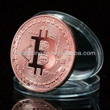 Copper Bitcoin Metal Craft
