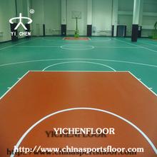 indoor sports floor futsal/ badminton/volleyball/ tennis /indoor basketball / kindergarten