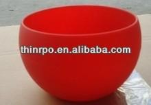 Silicone/plastic pet bowl, pet feeder