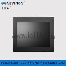 10.4 Inch LCD Monitors with 5ms Response Time , 800*600