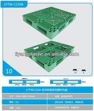 stackable plastic pallet,wood plastic composite pallet,plastic pallet crate