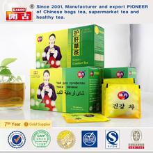 Chinese organic liver detox teabag recipe