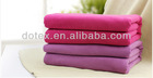 Hot sale home textile industrial 100% polyester polar fleece blanket fabric