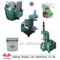 chemical can making machine