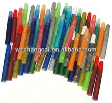 3D 10ml wholesales school fabric glitter glue