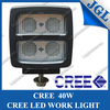2013 hot selling car accessory led work light,40w cree led work light flood,waterproof 9-32V led working light cree