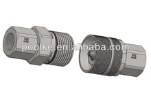 High Pressure Screw Type Quick Couplings