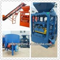 4-26 large concrete pavers block making machine with 10000pcs/8hrs (Dongyue machinery group)