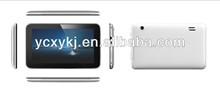Dual Core GPS Mini Laptop 7inch Phone Call Tablet 3g Sim Card Slot