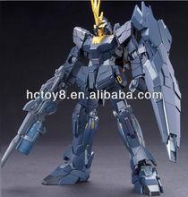 Wholesale Anime character Gundam UC Banshee pvc action figure model