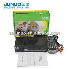 2014 New Digital TV Myanmar DVB T2 Set Top Box