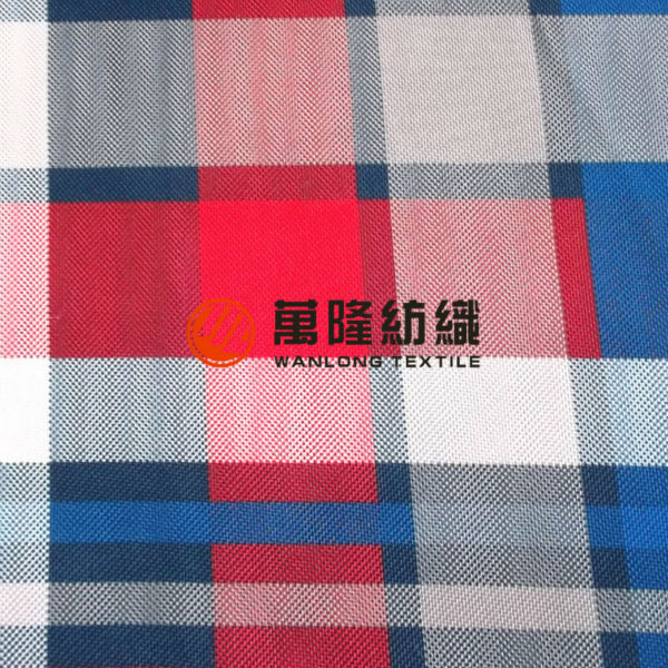 Polyester Printed Oxford cloth for fashionable bags