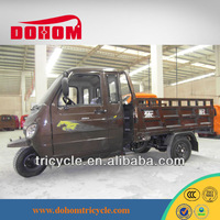 Dohom Loading 5 Passenger Three Wheel Motorcycle in Tricycle