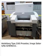 Prosetter Image Setter