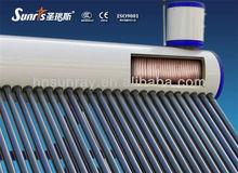 pre-heated copper wire pool water solar heater