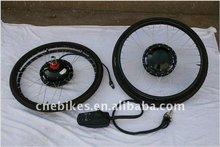 24'' 24v 180w Brushless Hub Motor Electric WheelChair Kit